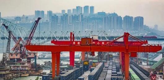 四川方面将以投资入股的方式,参与万州新田港铁水联运建设及运营