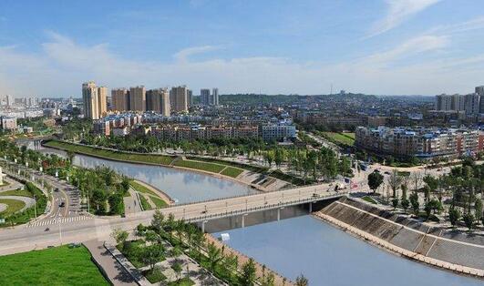 """内江市将融入成渝地区双城经济圈建设纳入正在编制的全市""""十四五""""发展规划中"""