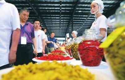 """四川省上半年,海外订单不断增加,更多""""川字号""""农产品陆续跨出国门"""