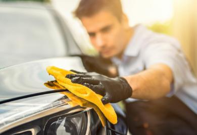 洗车时要避免的六个错误