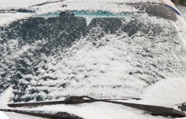 冬季保养挡风玻璃的技巧