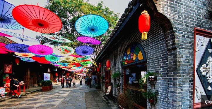 安仁古镇景点介绍及旅游指南。