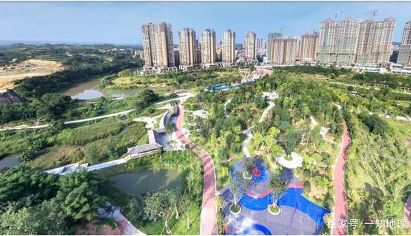 四川内江威远县将迎来一条高铁,其GDP在川南经济地区排名第二