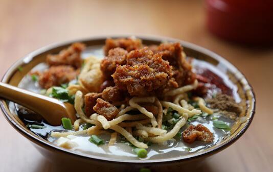四川乐山特色小吃推荐,你都吃过哪些