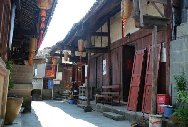 四川这一处很有底蕴但是却很低调处的古镇,你来过吗