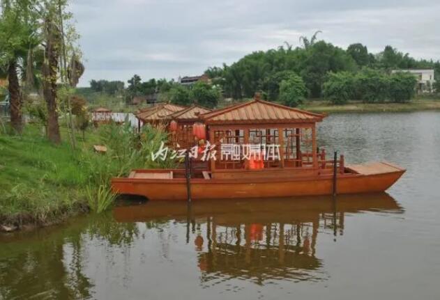 """内江也藏着一座诗中的""""康桥"""",一起来看看"""