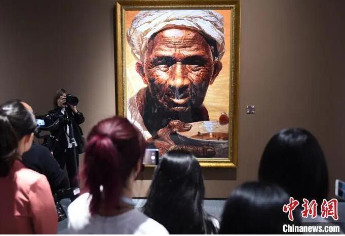 461位艺术家603件作品 四川美术学院史上最大规模展览将于今日举行
