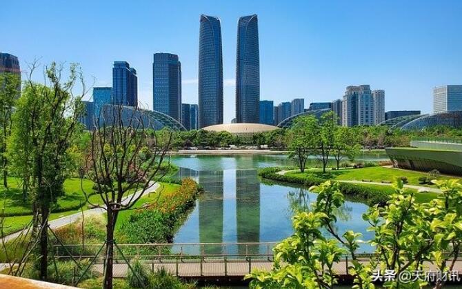 2020中国区块链城市创新发展指数 成都综合排名第六,中西部第一