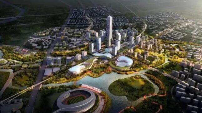 """天府新区""""英雄联盟""""成型 成都城南跟城东干起来了"""